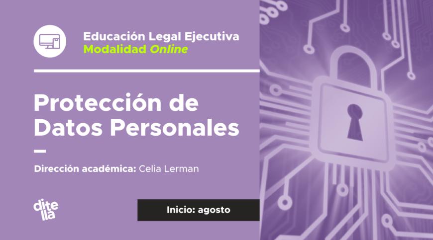 Personal Data Protection Program – Universidad Torcuato Di Tella