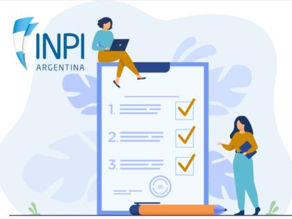 Reanudación de plazos de los procedimientos del Instituto Nacional de la Propiedad Industrial (INPI)